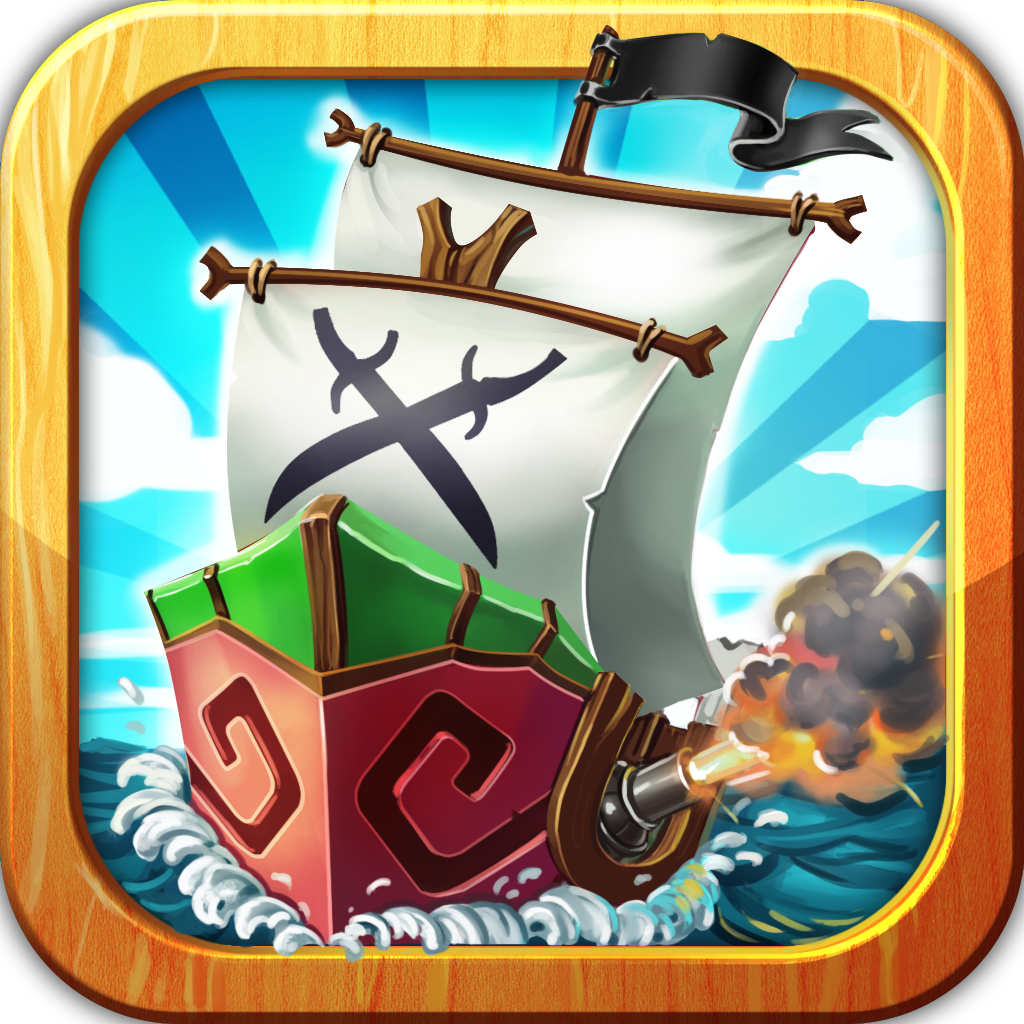 Fort Defenders 7 seas iOS